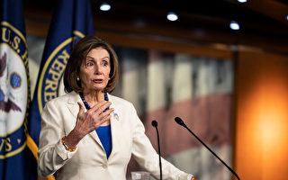 佩洛西:民主黨和白宮將達成疫情紓困協議