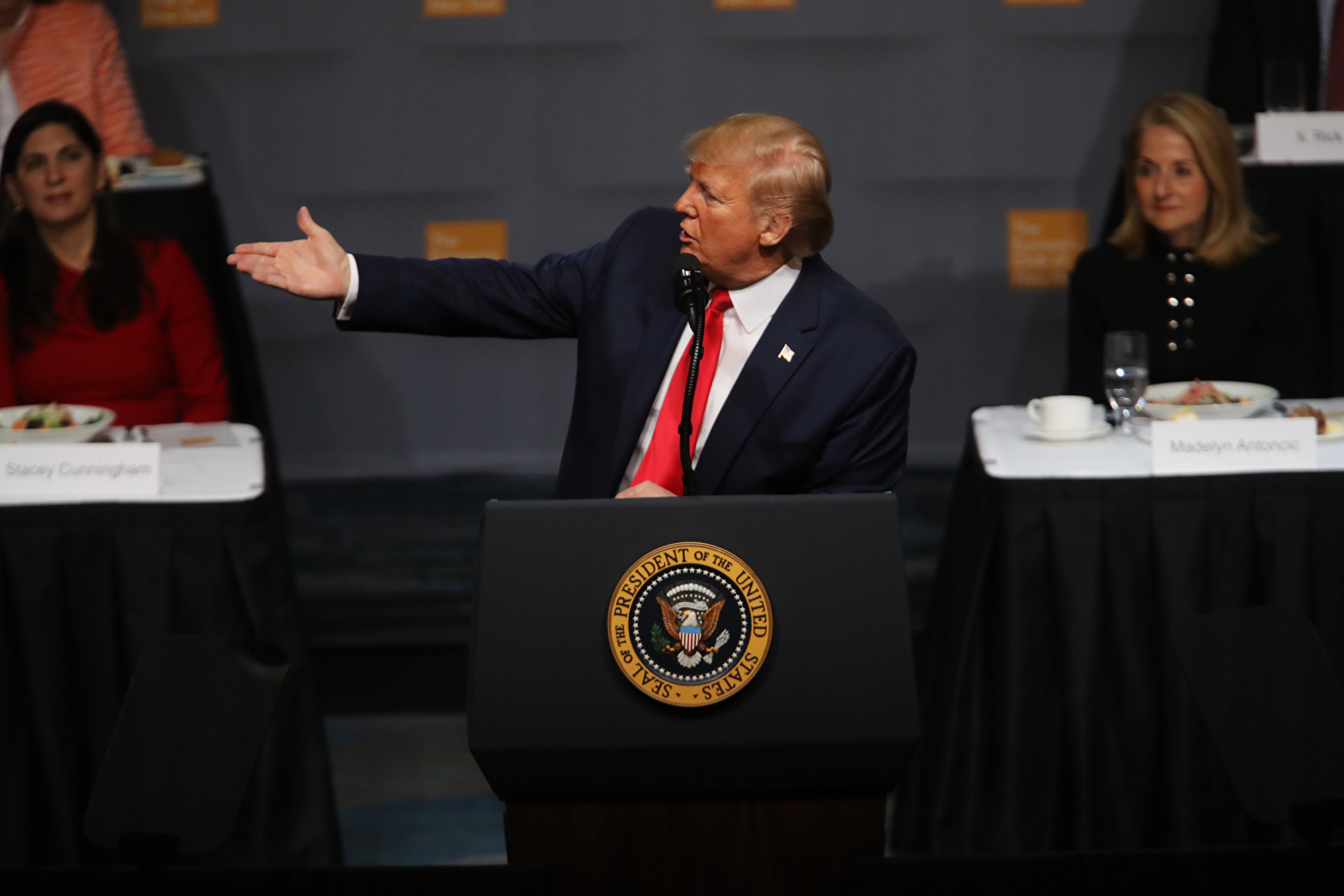 特朗普:中美若達不成貿易協議 美將繼續加稅