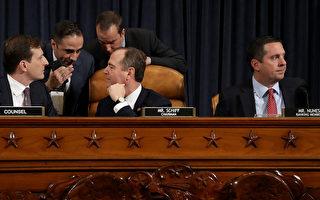 弹劾听证 共和党要求传讯告密人及拜登儿子