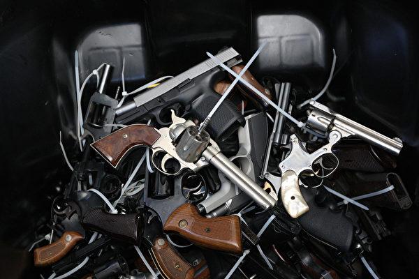 哈里斯郡推出新的槍枝安全措施