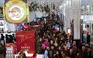 洛市警局提醒市民安全购物 避免受骗