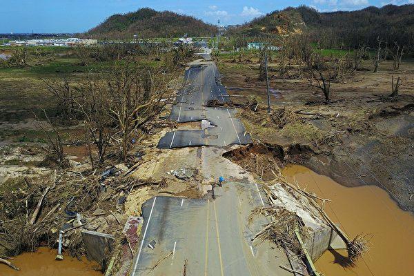 最新研究:破壞性颶風襲美頻率增加3倍