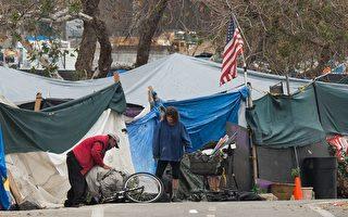 安置無家可歸者 德州政府提供臨時避難所