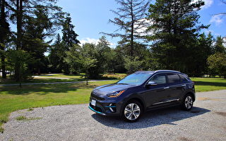 車評:CCS快充 2019 Kia Niro Electric