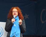 德議員:面對中共迫害人權不能沉默