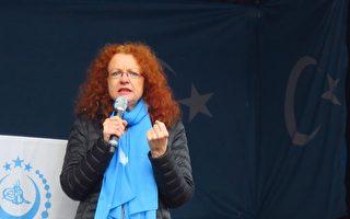 德议员:面对中共迫害人权不能沉默