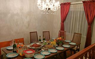 駱克仁:華人的感恩節餐桌也很「美式」