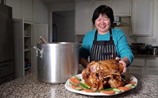 """感恩节""""卤火鸡""""上华人餐桌"""