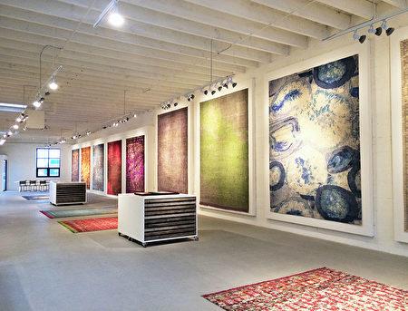 Jan Kath,過去25年來全球最傳奇的地毯設計師之一。Jan Kath設計的地毯在紐約、柏林、溫哥華、多倫多等全球9個城市設有展示廳。