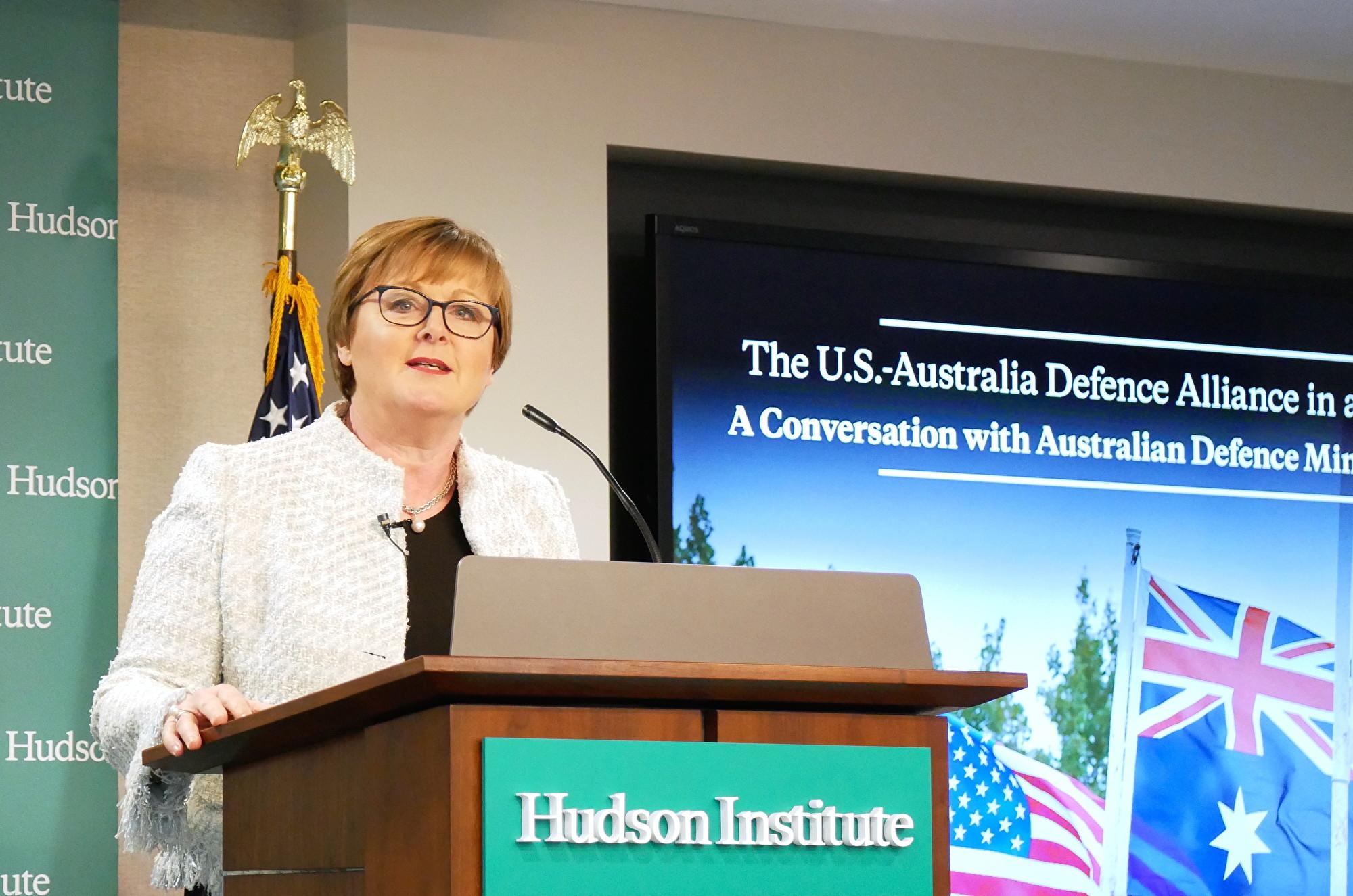 澳洲批評中共侵犯人權 立場明確 不退縮