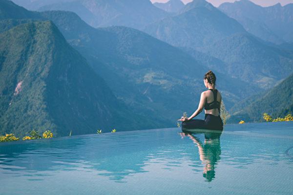 学会放弃、学会放松,是改善自律神经失调的有效途径。(Shutterstock)