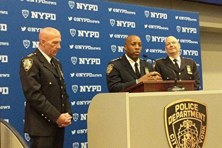 紐約市警巡邏長哈里森(Rodney Harrison)表示,警方將根據當天氣候決定巨型氣球是否可以升空。