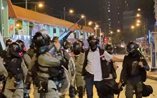 戈壁东:红色恐怖下 香港抗暴需更多智慧