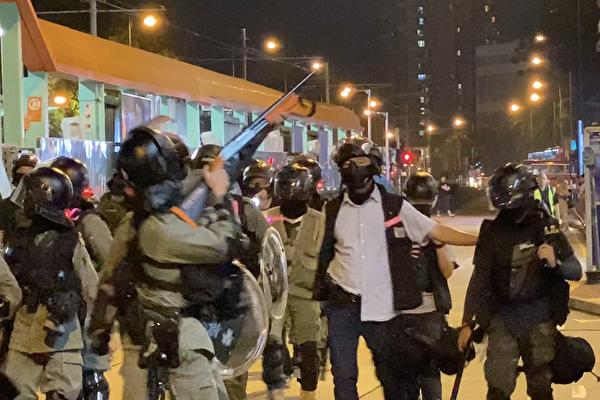 戈壁東:紅色恐怖下 香港抗暴需更多智慧