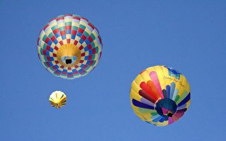 熱氣球低空飛行嚇壞路人 墨司機駕車拍視頻遭警告