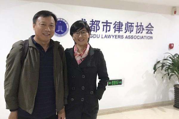 中國女律師王宇揭遭受中共酷刑經歷