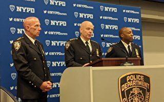 紐約感恩節遊行安保嚴密 數千警官出動