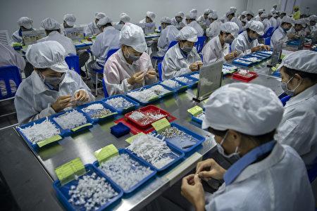 """经济部长沈荣津5日表示,中国(中共)对台措施,表面""""友台""""实则""""利中"""",所幸台湾企业都已看清楚了。图为台商示意图。"""