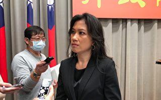 政院發言人Kolas:盼中國放棄極端統治