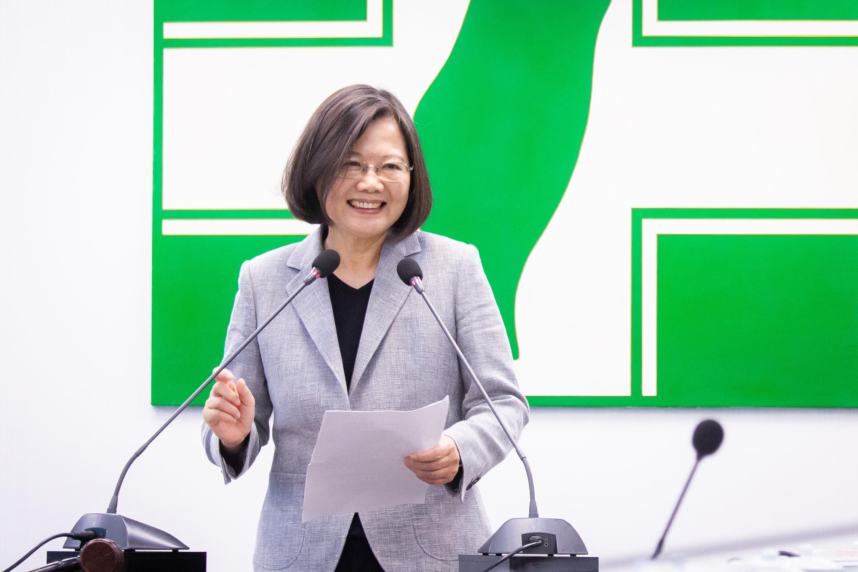 蔡賴配傳下周登場 民進黨:公佈人選是總統權利