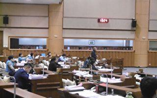 基隆市议会:市府应打造安全平整的行人空间