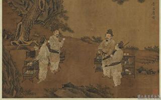 穿越茶画懂茶文化  宋代怎样斗茶?