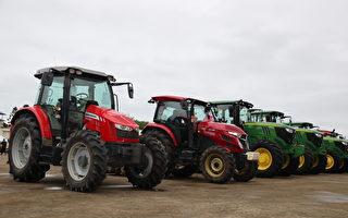 大型農機補助 農業經營再升級