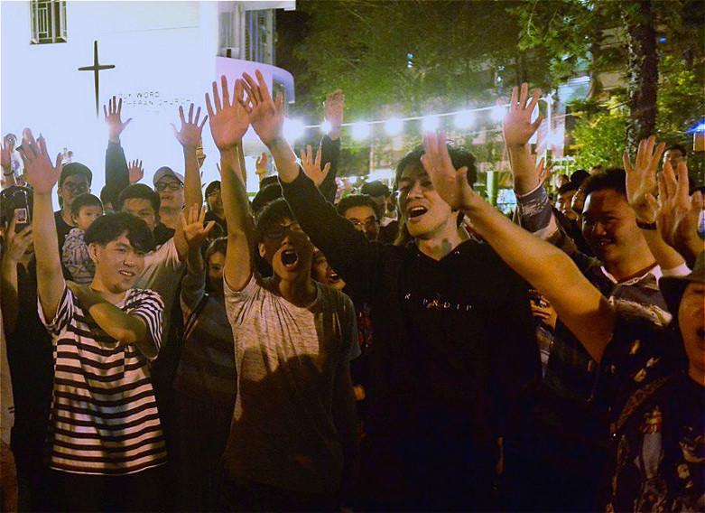 譚笑飛:民意不可欺——有感於香港區議會選舉