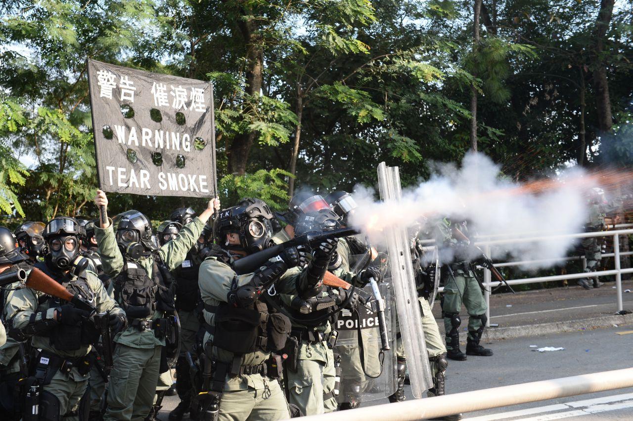 張曉明釋嚴控香港信號 恐引發更大抗議