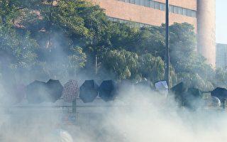 日本大學生香港被捕 日本官房長表態