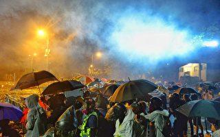 香港暴力升级谁负责?英美媒体意见一致