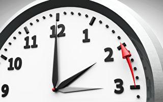 時鐘走慢1小時 專家:夏令時弊大於利