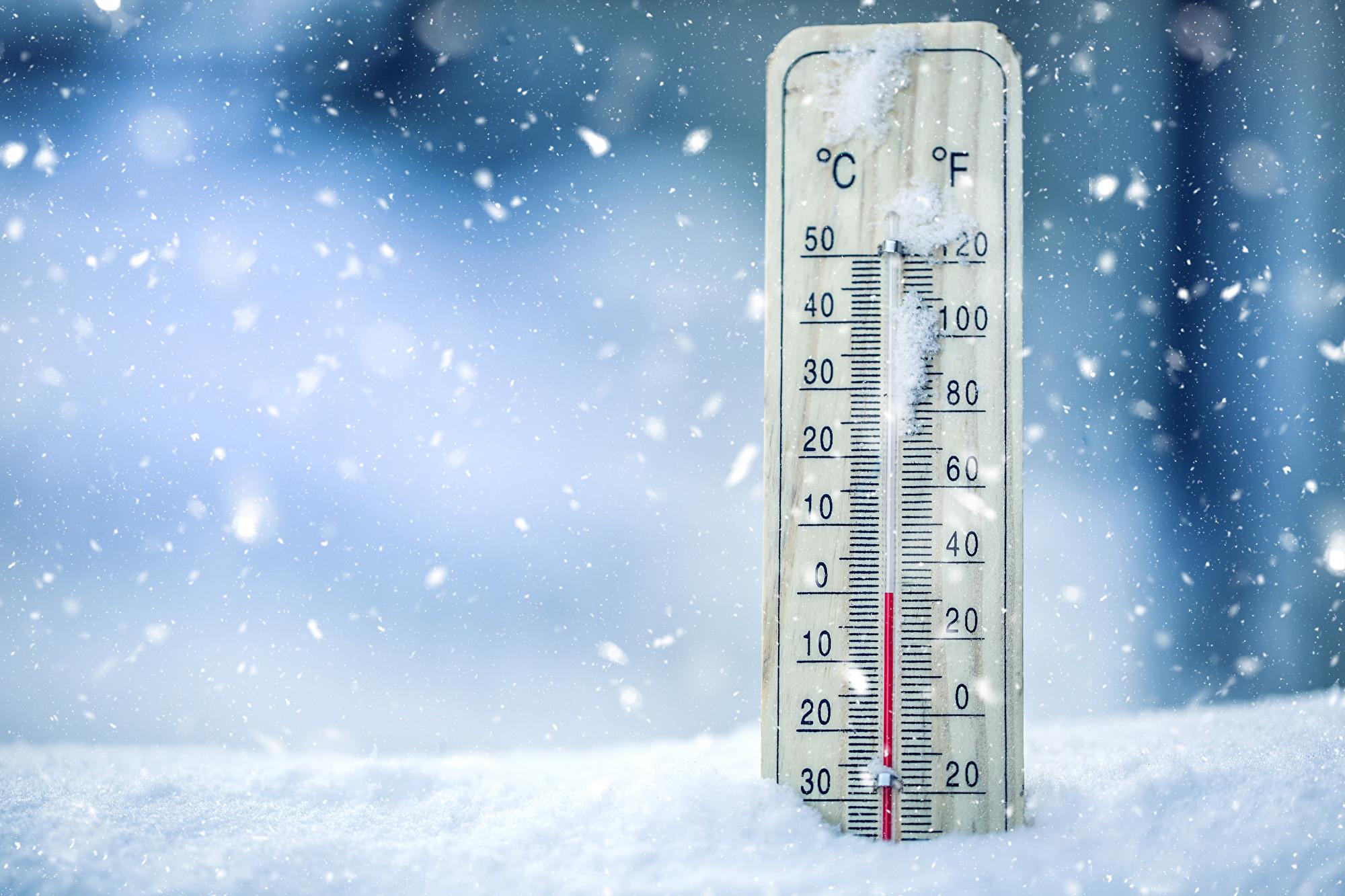 寒流襲美中美東 風寒效應達攝氏零下32度