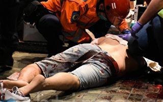 港多区反警暴 太古城酿血案 2记者被拘