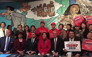 舊金山市長候選人李愛晨  因競選廣告被撤  狀告市府