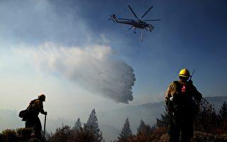北加州金凱德大火  大部可控 撤離居民陸續返家