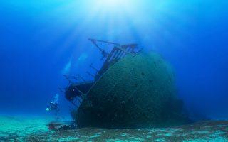 探測暗物質要用沉船上的鉛?考古學家很心疼