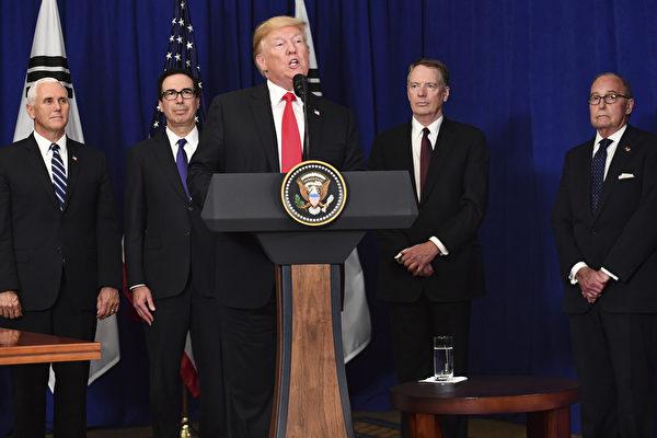 消息:中方承诺买500亿美产品 换取关税推迟