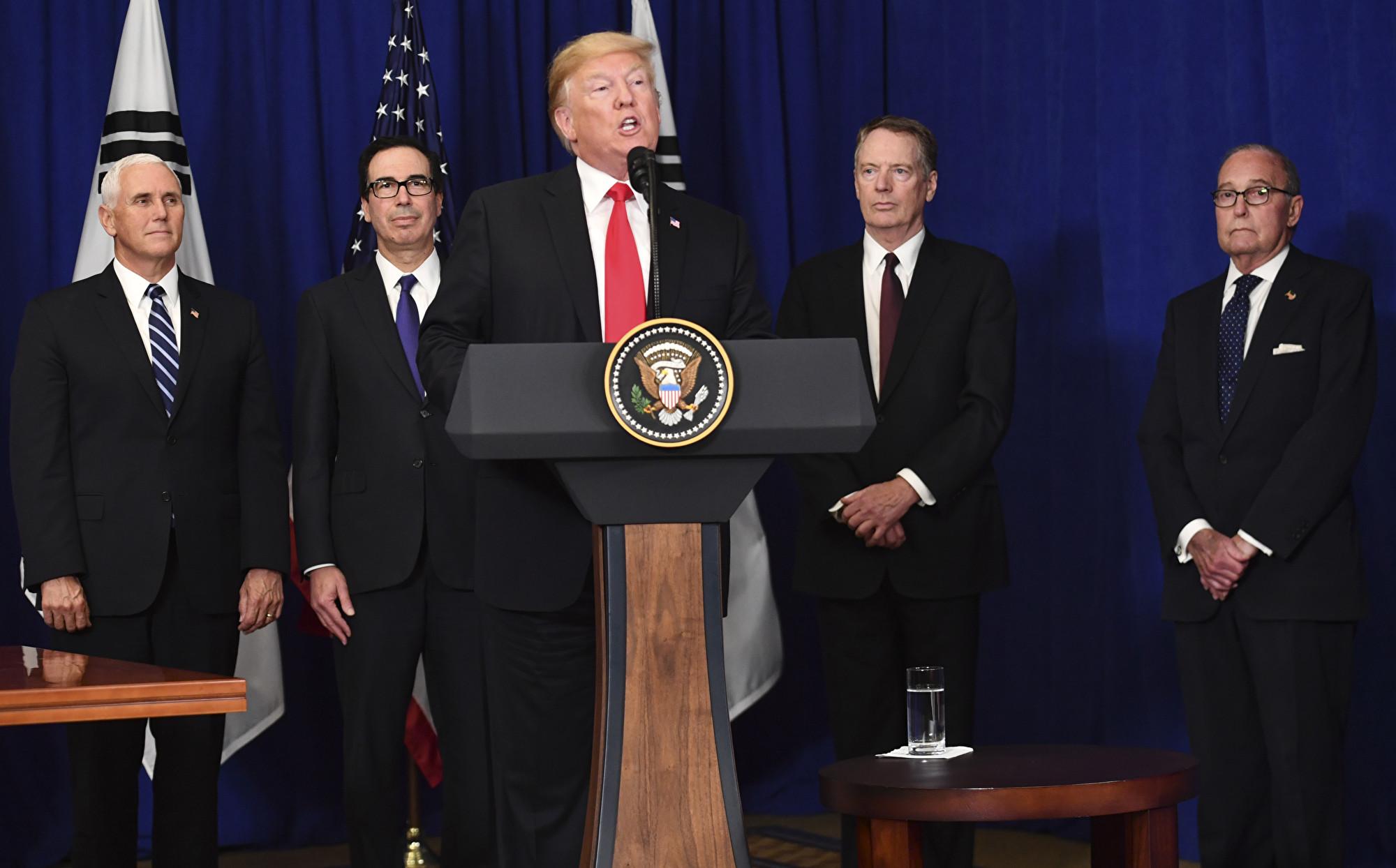 消息:中方承諾買500億美產品 換取關稅減免