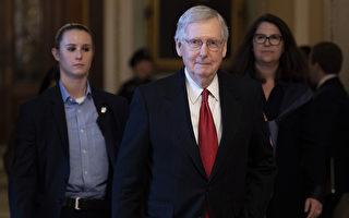 美参院通过千亿元疫情纾困法案 送川普签署