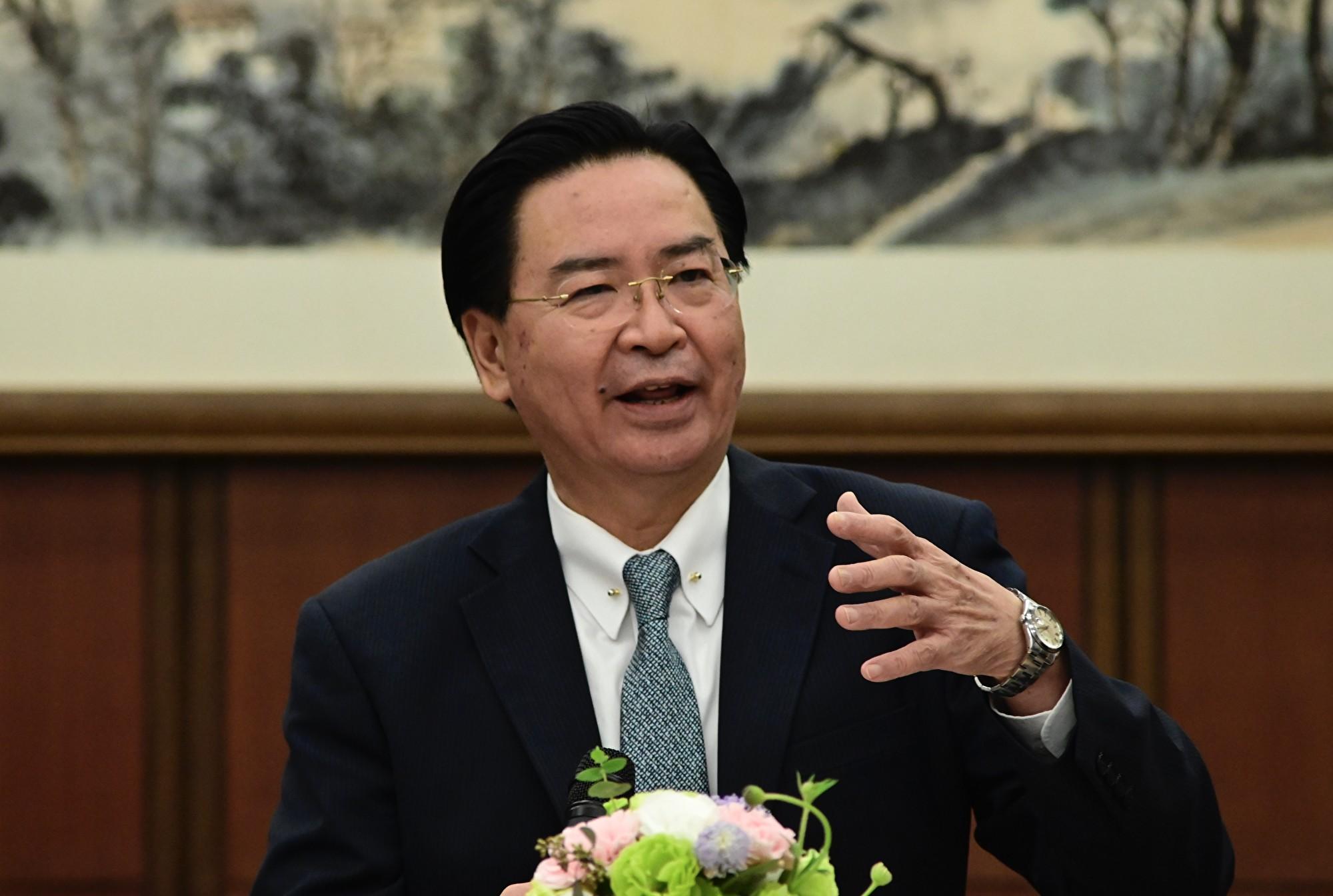 台外長:若中共武力介入香港 台灣願助港人