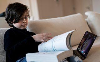 比利時9歲男孩將赴美讀博士