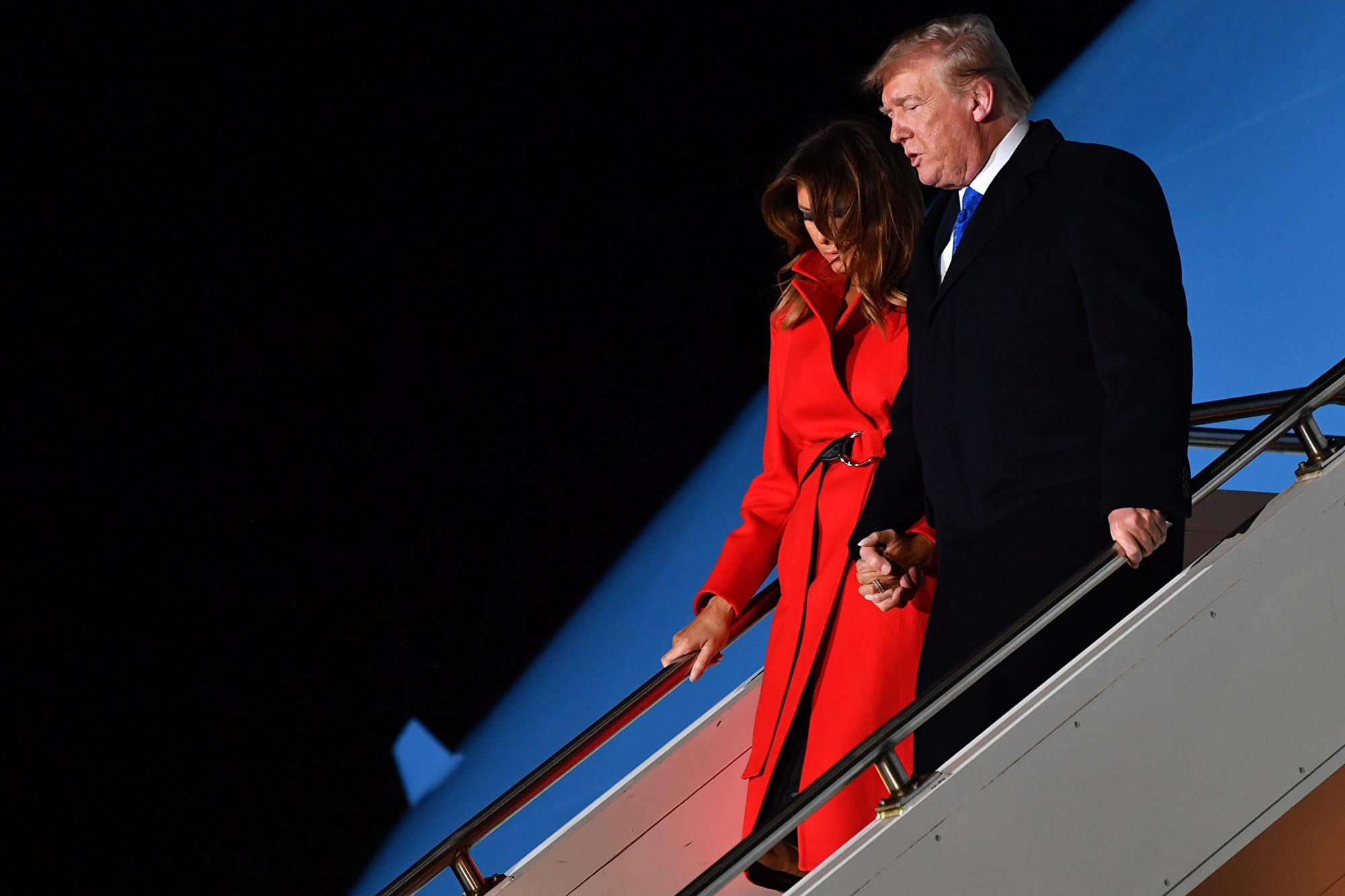 特朗普赴英參加北約峰會 5件事情值得關注
