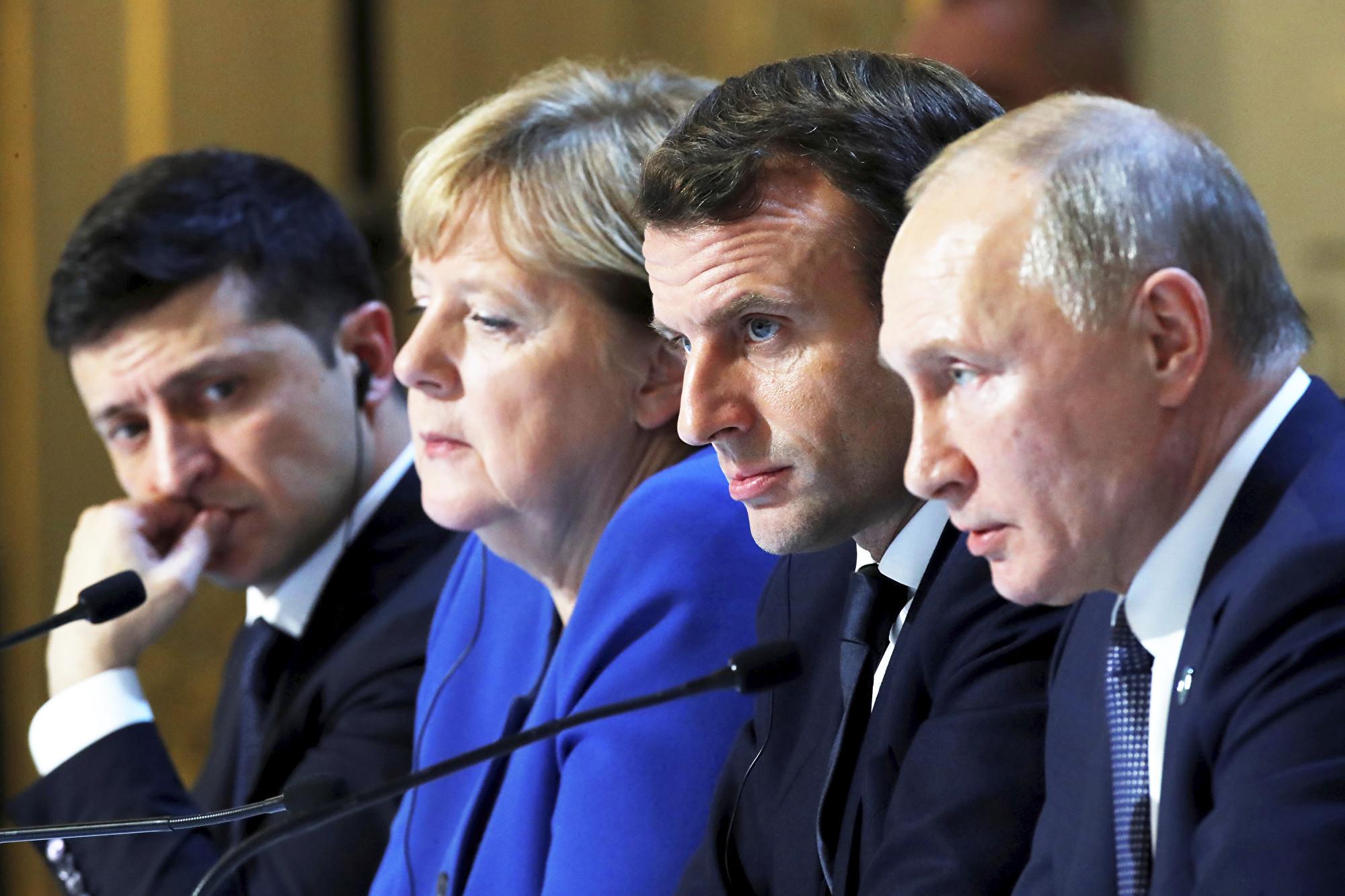 莫斯科對等驅逐德國外交官 德外長斥普京撒謊