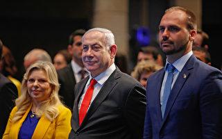 以總理:巴西承諾明年將大使館遷至耶路撒冷