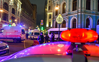 俄罗斯外勤局发生枪击案 至少1人死5伤