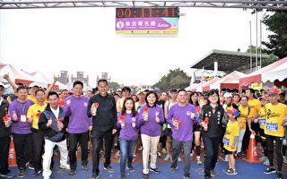 虎尾马拉松烤鸡马  近 9000 人参与