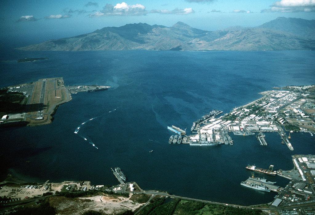 美澳財團欲收購菲律賓戰略船廠 對抗中共