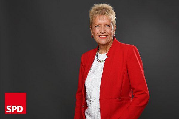 德國國會議員烏莉•尼森(Ulli Nissen)