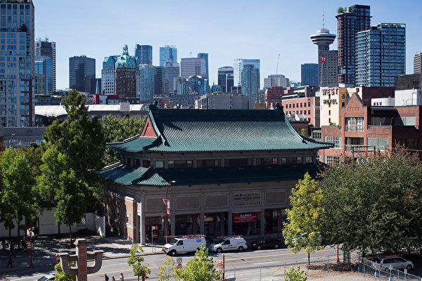 溫哥華唐人街